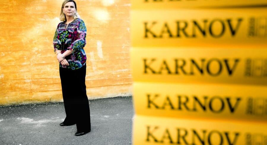 Adm. direktør Charlotte Jepsen for foreningen af Statsautoriserede Revisorer.