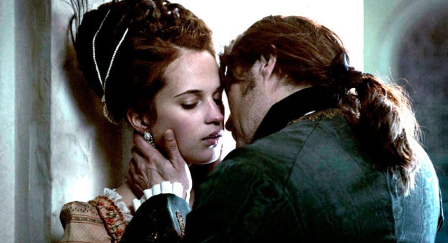 Historien om Struensee og Caroline Mathilde indeholder alt det drama, en forfatter eller filminstruktør kan ønske sig: En skør dansk konge, en reformivrig tysker, en forelsket dronning, sex, landsforrædderi og dramatisk død.