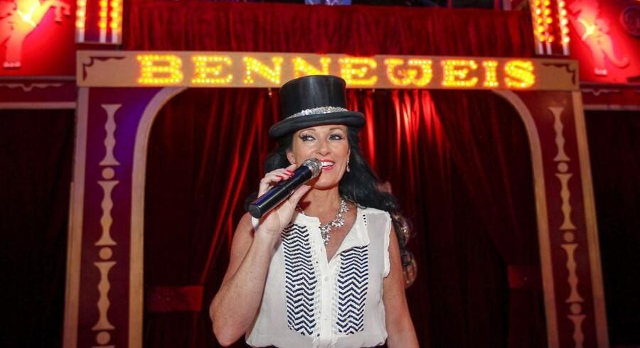Arkivfoto. Cirkus Benneweis leverer den klassiske og professionelle vare i denne sæson, som bliver Diana Bennweis' sidste som cirkusdirektør.