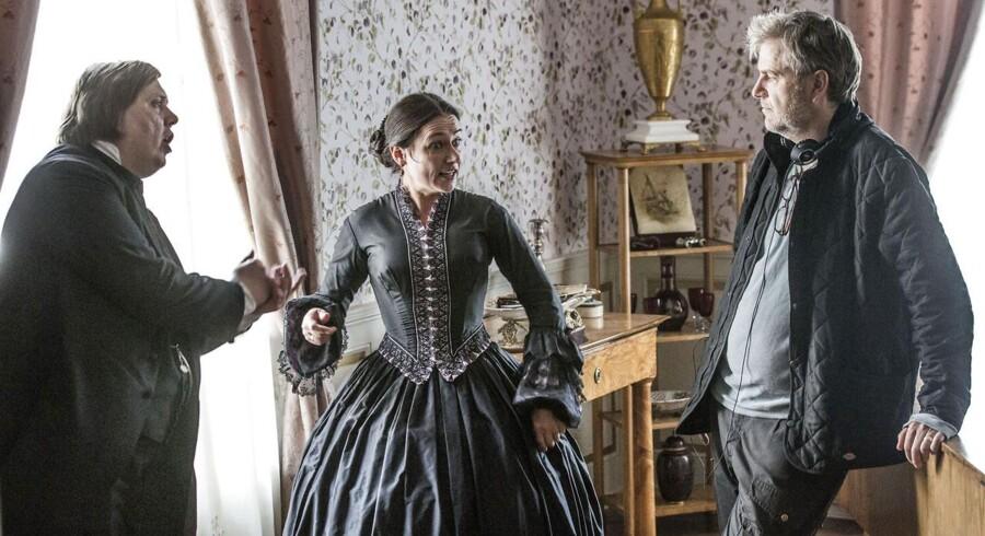 Stillfoto fra tv-serien '1864' som blev vist på DR i efteråret 2014.