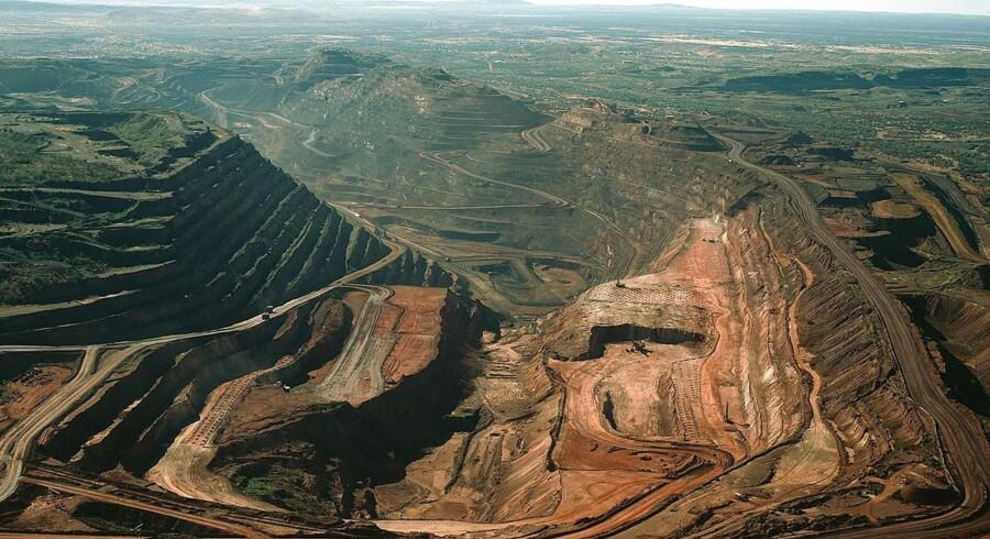 ARKIVFOTO. Verdens største mineselskab BHP Billiton vil muligvis allerede i næste uge annoncere en opsplitning af selskabet.