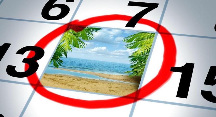 Selvom ferieplanlægningen er gået op til alles tilfredshed, bør man ikke afvise en medarbejders pludselige ønske om ferie på et andet tidspunkt.