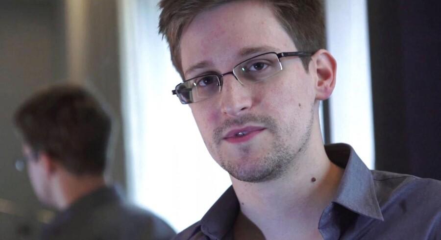 Whistlebloweren Edward Snowden er en af dem, der nævnes som kandidat til Nobels Fredspris.