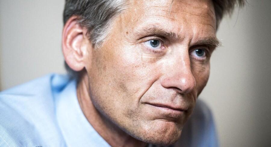 Det er ikke slut med at spare i landets største bank, fastslår topchef Thomas Borgen, der varsler yderligere omkostningsreduktioner i 2015.