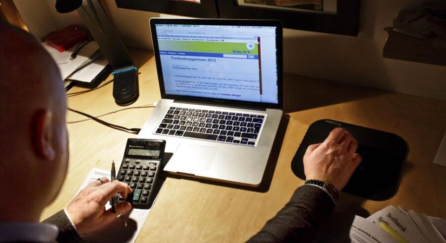 Retten til at trække renter fra i skat er uafhængig af, hvem man har betalt renterne til.