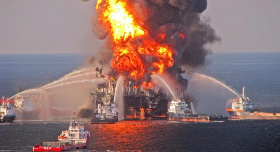 Den britiske oliegigant havde ansvaret for ulykken på Deepwater Horizon i april 2010, der kostede 11 menneskeliv og var årsag til den største oliekatastofe i USA's historie. BP har stadig 60.000 sagsanlæg hængende over hovedet i sagen om Deepwater Horizon.