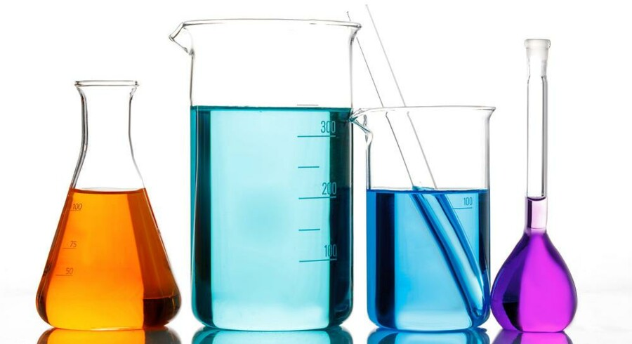 Undgå kemi i hjemmet.