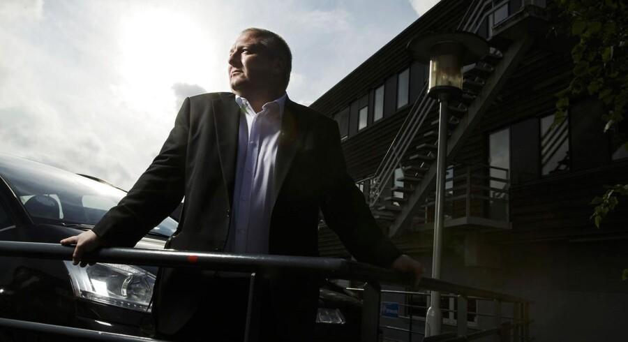 Dion Brockdorff overvejer at skifte bank fordi han har fået et bedre tilbud