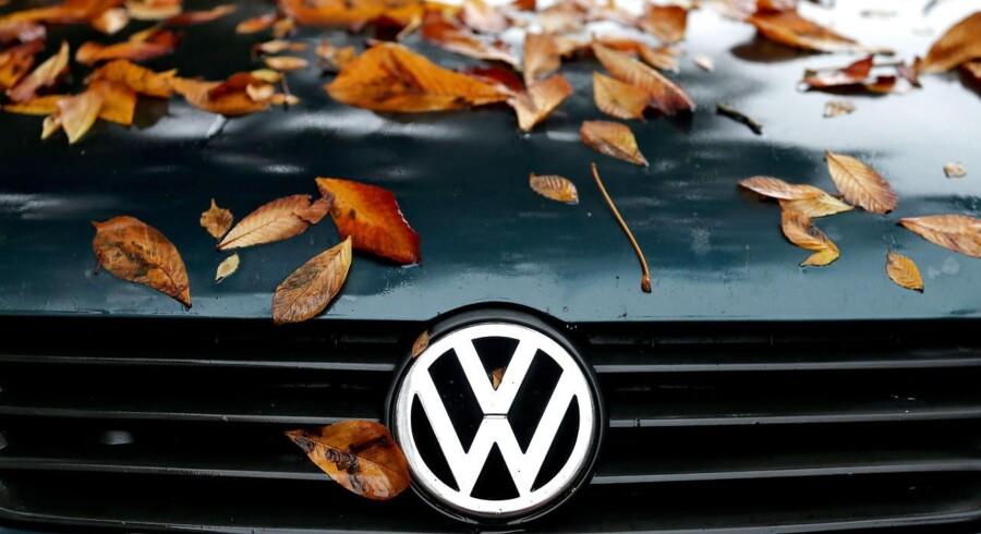 Efteråret er koldere end sædvanligt for de danske underleverandører til Volkswagen. I kølvandet på den omfattende diesel-skandale frygter leverandørerne at opleve et salgsdyk.