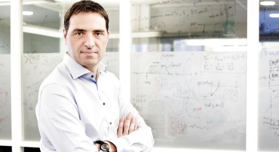 Anders Bruun, direktør for Qeye Labs. ARKIVFOTO.