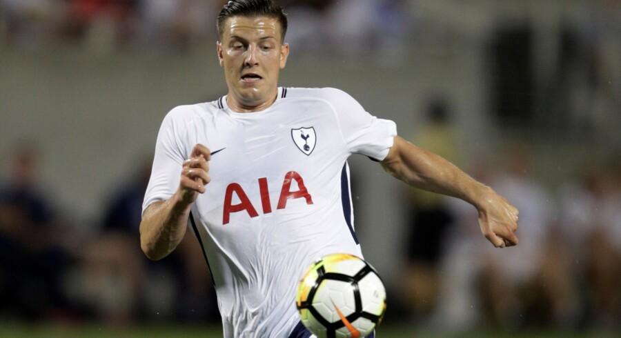 Tottenhams Kevin Wimmer skifter til Stoke. Reuters/Kevin Kolczynski