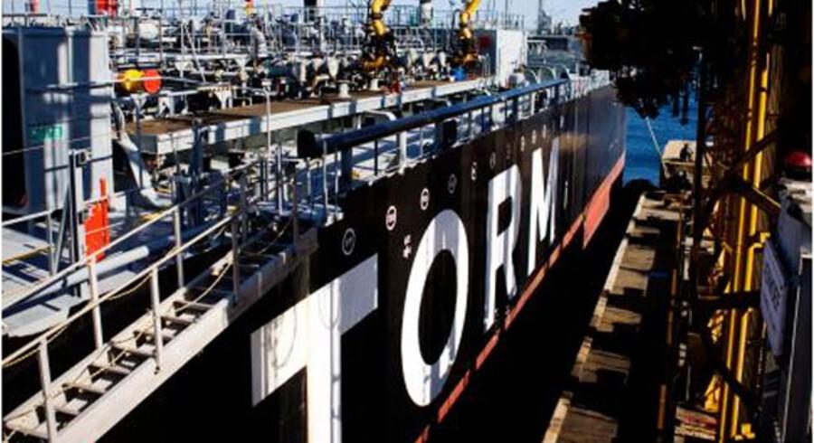 """""""Torm Gertrud"""" har igen været udsat for et drama: I søndags blev skibet angrebet af pirater - i 2007 påsejlede det et andet skib ud for Gibraltar."""