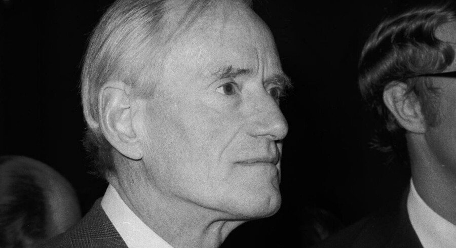 Den særlige Mærsk-ånd er ikke mindst opstået på baggrund af Mærsk McKinney-Møllers eget personlige lederskab. Vi har brug for lederikoner som Møller.