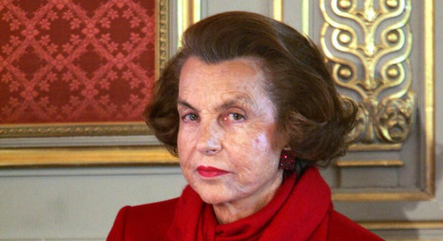 Verdens rigeste kvinde, Liliane Bettercourt, er en af mange investorer der har mistet penge i verdens største finanssvindel.