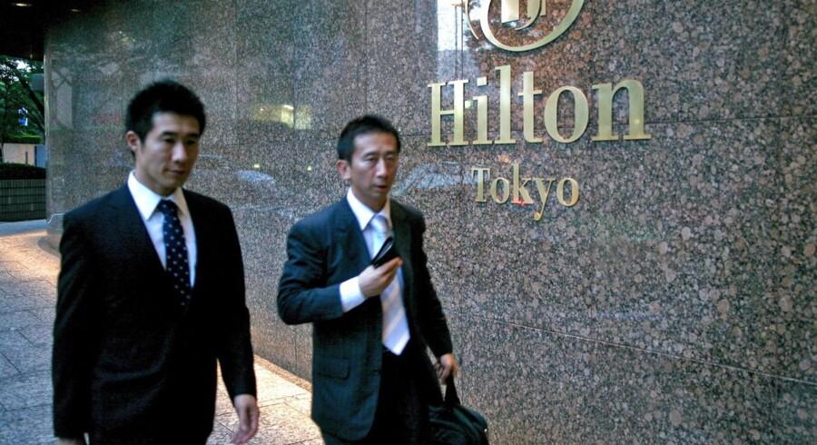 Hilton-hotellerne blev i 2007 købt af kapitalfonden Blackstone, som nu sender en del af ejerskabet på børsen.