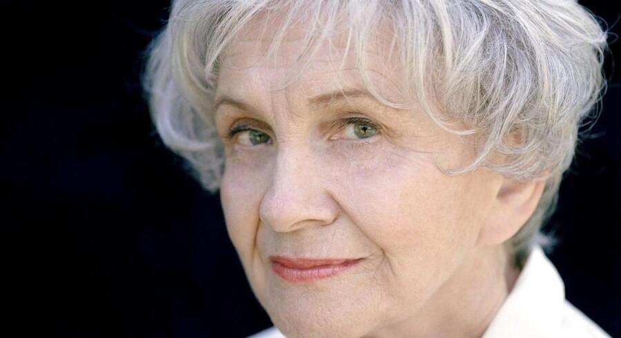 Alice Munro - canadisk forfatter - har fået årets Nobelpris i litteratur.