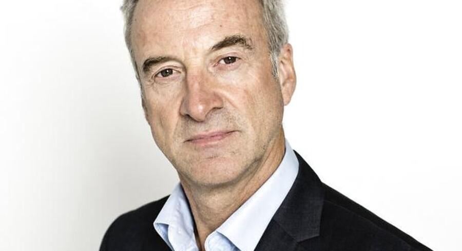 Jens Chr. Hansen, erhvervskommentator på Berlingske.