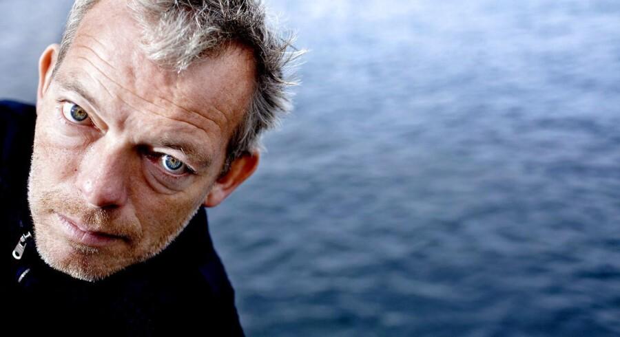 Skuespilleren Søren Malling blev dette års modtager af Lauritzen-prisen, der også gik til kollegaen Birthe Neumann.