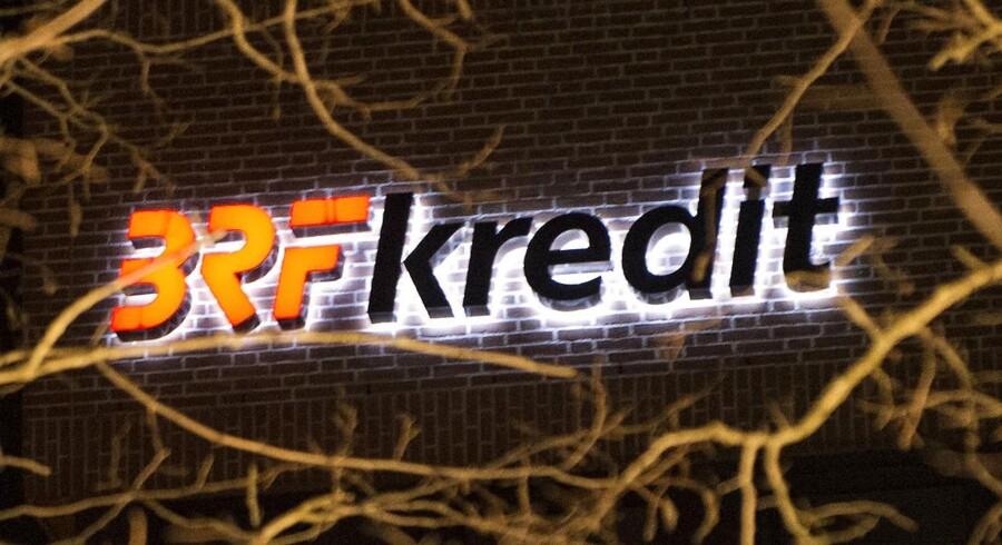Jyske Bank giftede sig for godt et år siden med BRF Kredit. Her er det BFR's hovedkvarter i Lyngby.