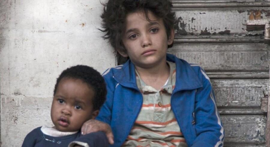 Den kun halvandet år gamle Boluwathe Treasure Bankole og den 12-årige Zain Al Rafeea har hovedrollerne i en af Cannes-festivalens mest omtalte film.