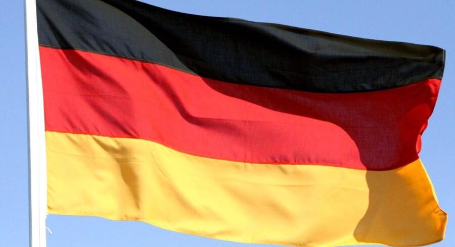 Cheføkonom i Sydbank, Jacob Graven, vurderer, at den faldende arbejdsløshed i Tyskland vil afholde den tyske regering fra at føre lempelig finanspolitik.