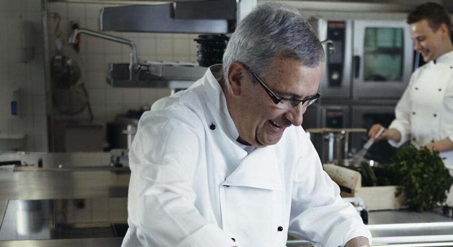 Michelinkokken Michel Michaud får ny, stor opgave på Molskroen.