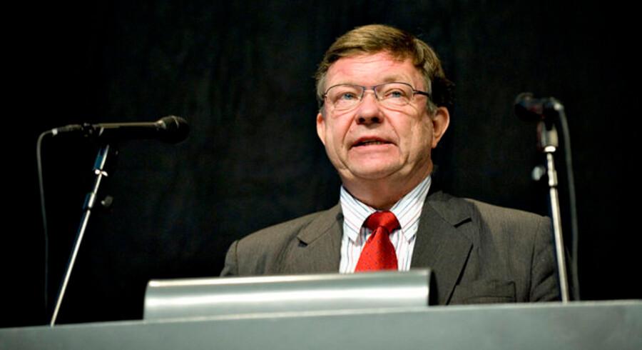 Jørgen Worning mener incitamentsaflønninger til topcheferne skal fortsætte.