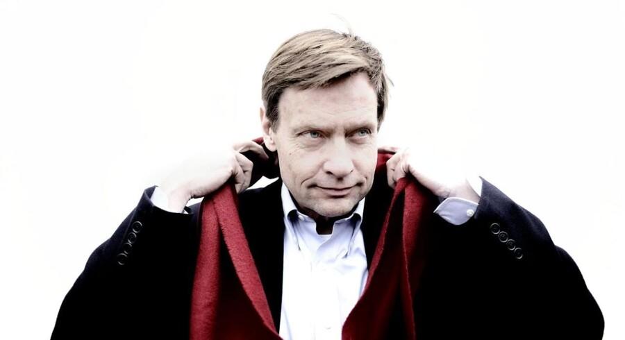 Thomas Thune-Andersen blev fyret fra jobbet som øverste chef for Maersk Oil i 2009. Nu er han formand for Dong.