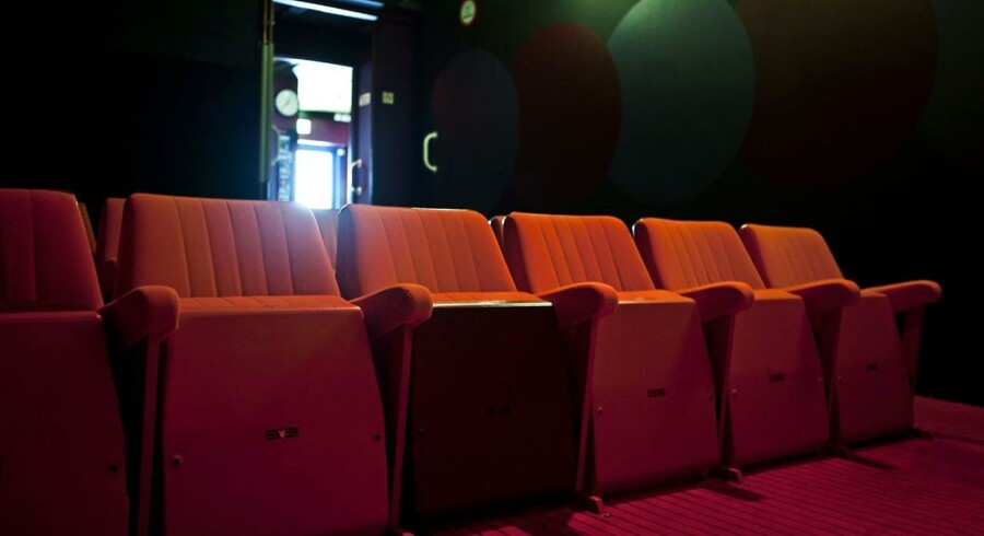 De danske biografer har solgt 10 procent færre billetter i årets første halvår.