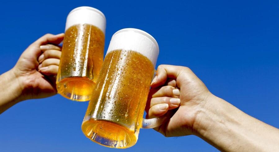 Aktionærerne hos Royal Unibrew skummer øllen efter rekordhøj omsætning og resultat.