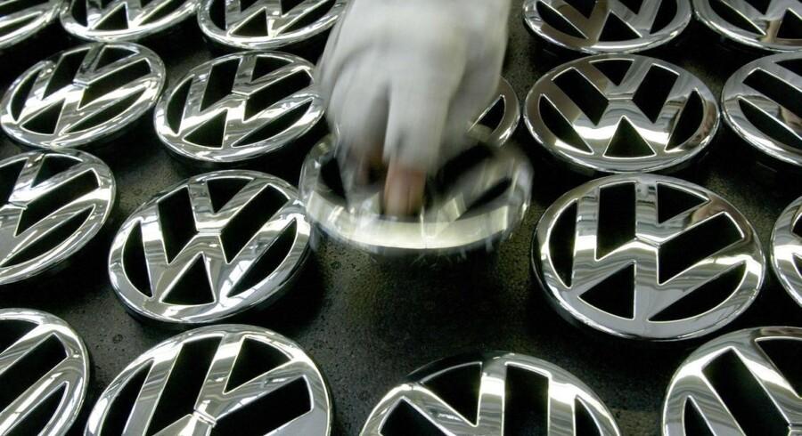 Ifølge nyhedsbureauet Bloomberg blev VWs svindel med emissionsniveuaer styret fra hovedkontoret i Tyskland.