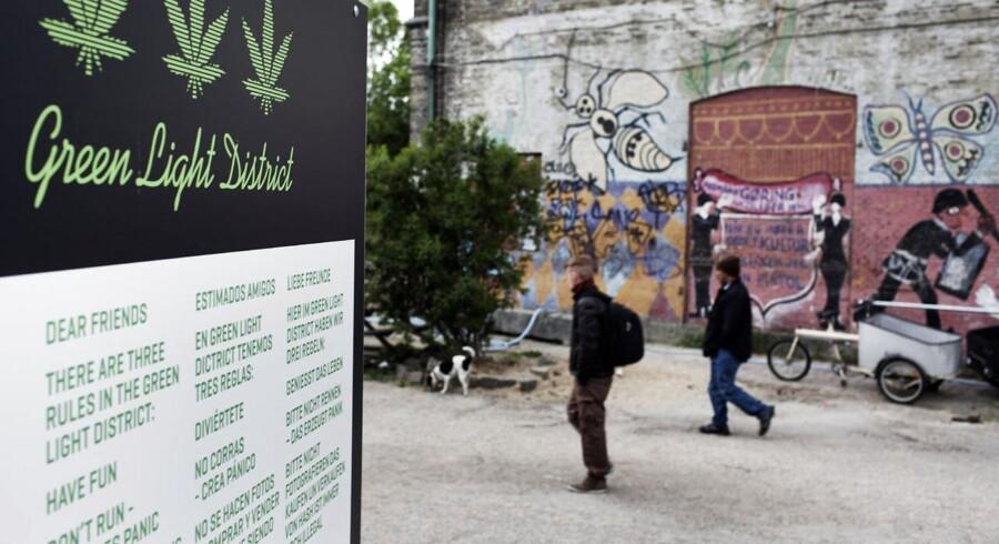ARKIVFOTO fra Christiania.