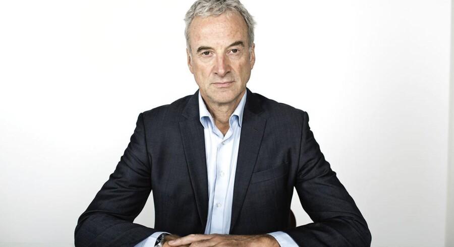 Erhvervskommentator Jens Chr. Hansen,