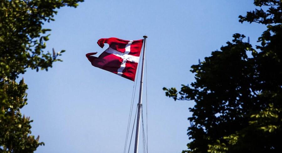 Danskernes bekymring er nu næsten på niveau med efteråret 2007 - altså før krisen satte ind.