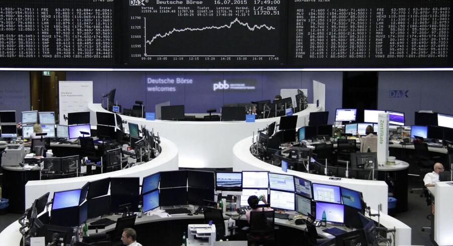 Det tyske erhvervstillidsindeks Ifo udviklede sig bedre end ventet i juli, da det steg lidt til 108,0 fra 107,4 måneden før.