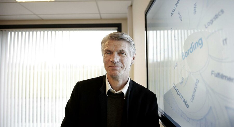 Hans Therp, der er adm. direktør i Bording.