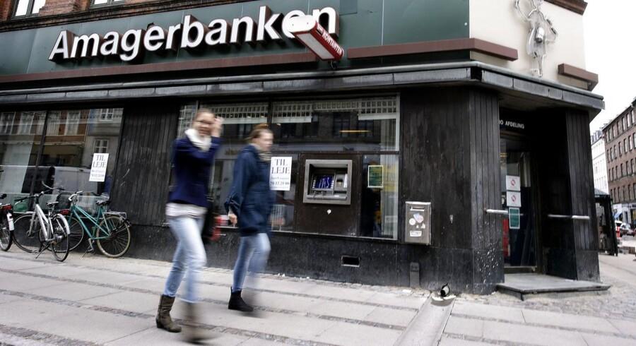 Den krakkede Amagerbanken