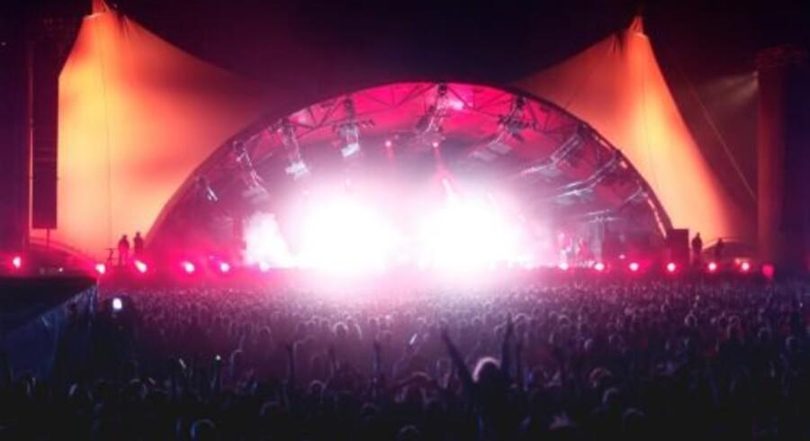 Det er endnu uvist, hvad der har forsaget en 20-årig kvindes død under årets Roskilde Festival. Free/Colourbox