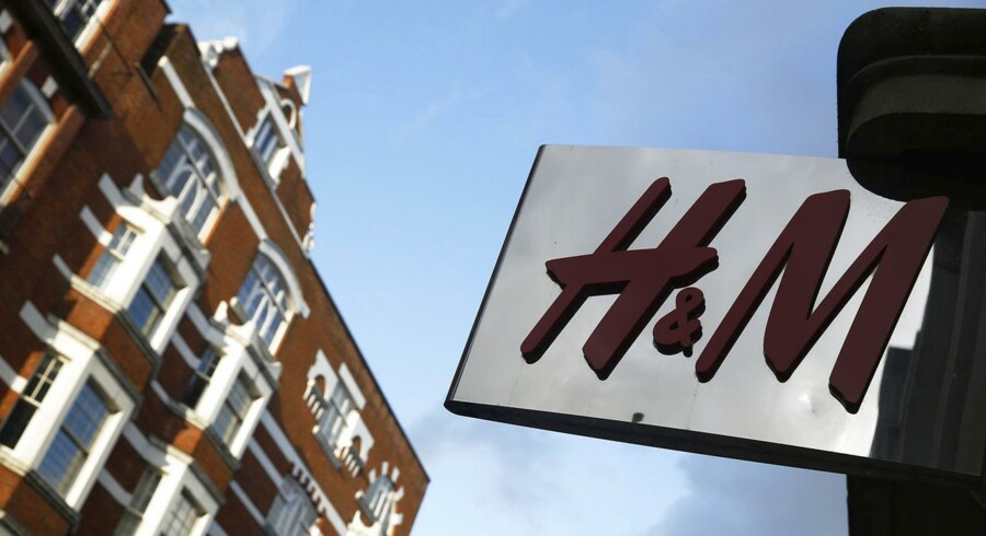 H&M kommer lidt bedre end ventet ud af fjerde kvartal
