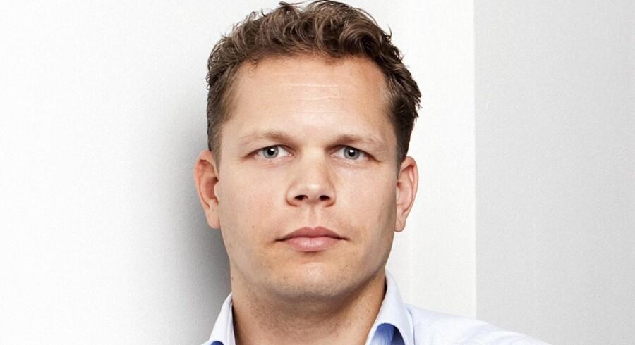 Med Deziro vil hollandske Gijs Nagel fjerne alle gebyrer for private investorer, der vil købe og sælge aktier. Pressefoto