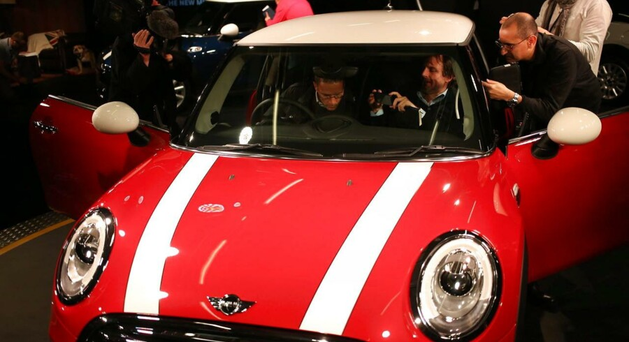 BMW Group er efter rekordåret optimistiske omkring 2014, hvor blandt andet BMWs første el-bil kommer på markedet,