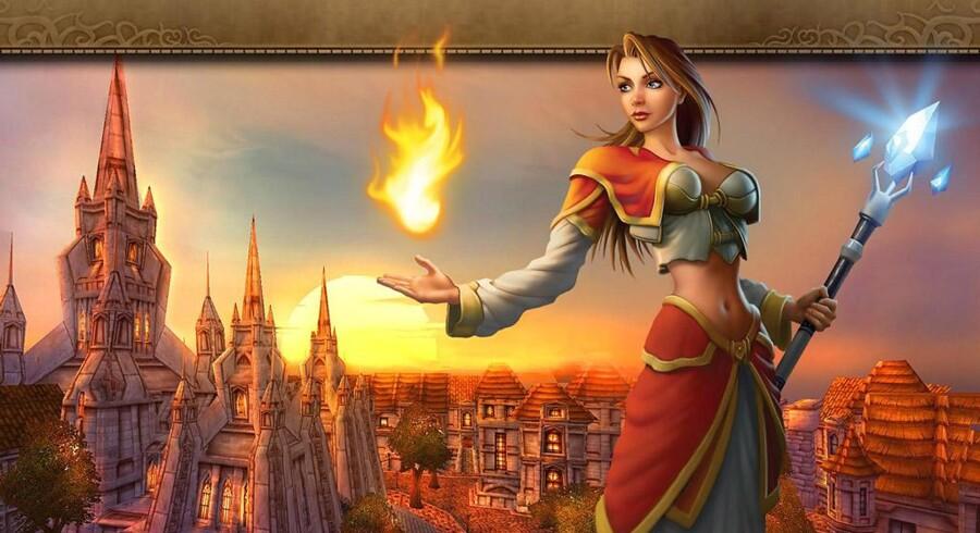 Activision Blizzard, der står bag spillet World of Warcraft, fyrer 600 medarbejdere