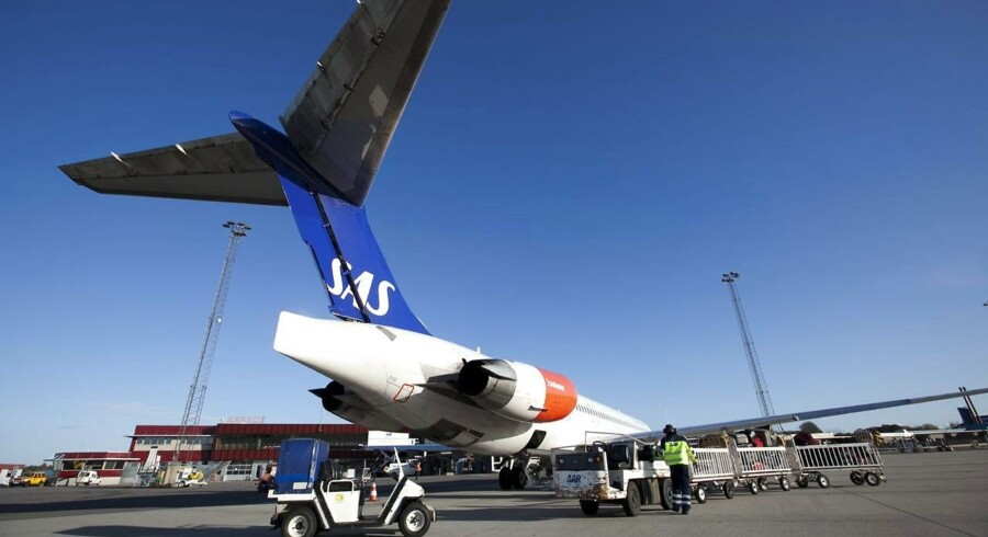 SAS kan få konkurrence fra et nyt selskab på ruten mellem Tirstrup Lufthavn ved Aarhus og Københavns Lufthavn i Kastrup.