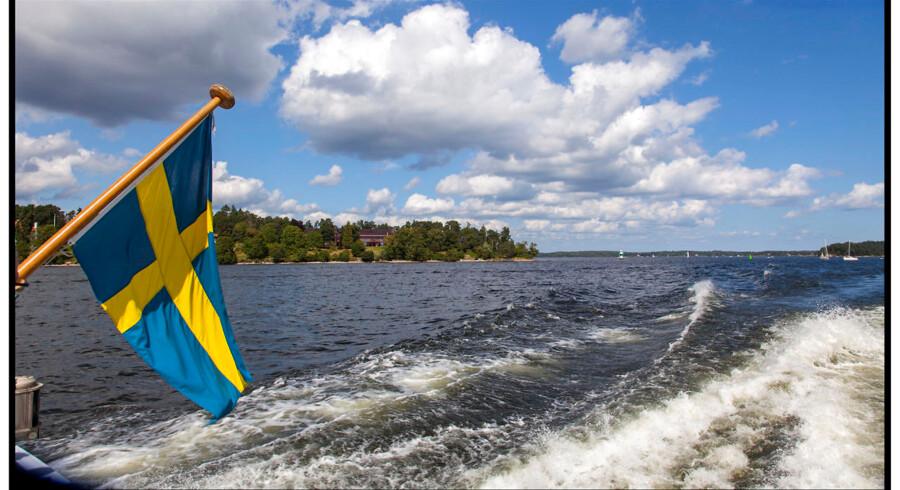 Der er kommet fart på i den svenske økonomi.