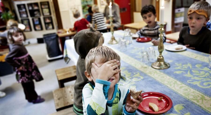 Den kombinerede børnehave og vuggestue Møllehuset i Buddinge er af eksperter blevet udpeget som et pragteksempel på, hvordan en daginstitution skal drives.
