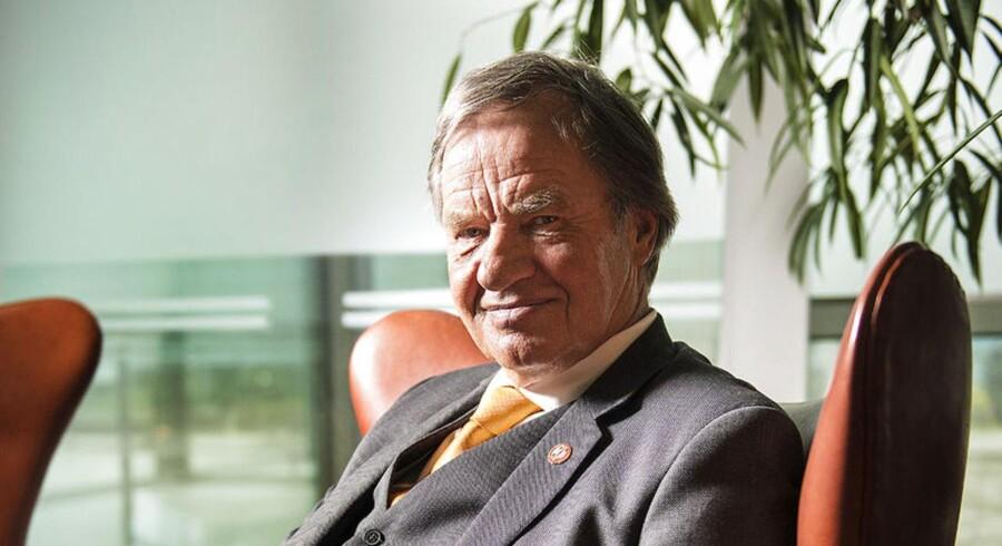 Norwegian-boss Bjørn Kjos er stadig stor fan af Dreamliner-flyet, trods massive problemer.