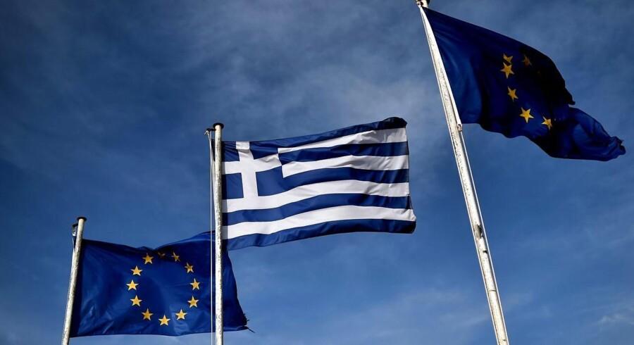 Den Europæiske Centalbank tager i princippet en del af regningen for de sydeuropæiske landes offentlige underskud, mener Sydbanks cheføkonom.