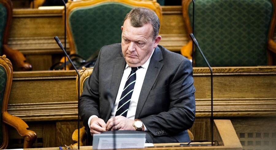 Venstres bagland er usikre på Løkkes politik.