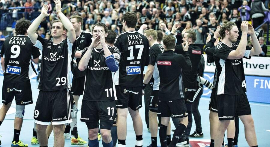Mors-Thy leverede et stort comeback, men kunne ikke fuldende det mod Bjerringbro-Silkeborg i 888 Ligaen.