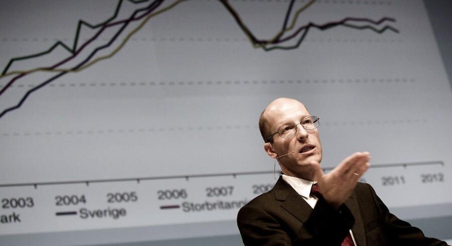 Professor Jesper Rangvid tror på en relativt stor effekt på dansk økonomi efter ECB's opkøbsprogram.